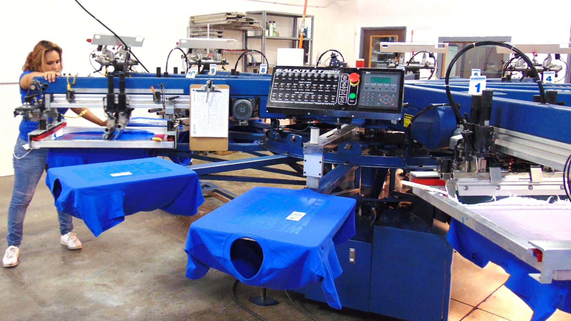 Production Sp Machine